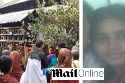 Muere una niña de 14 años en Bangladesh tras recibir 100 latigazos