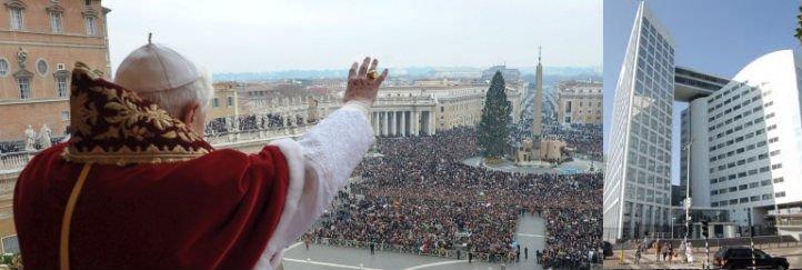 Ratzinger, denunciado ante la Corte Penal Internacional