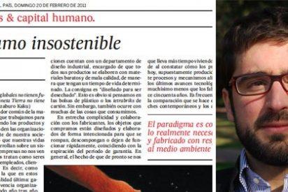 La defensora del lector de El País pide públicamente la cabeza de un reputado colaborador del periódico