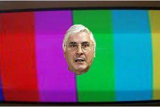 Tan sólo 8.000 personas 'se tragaron' el paripé político de Telebarreda