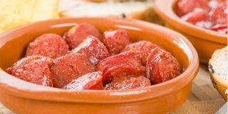Chorizos a la sidra al estilo casero 👈