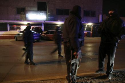 Sicarios matan a ocho personas en un bar de Ciudad Juárez