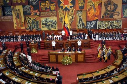 Indígenas ecuatorianos pedirán Habeas Corpus para sus líderes detenidos