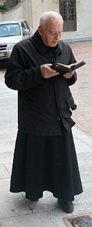 Los sacerdotes no se jubilan