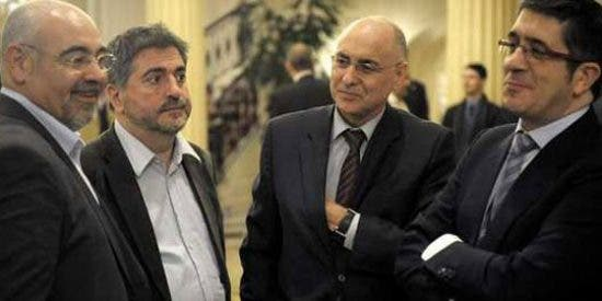 El socialista Eguiguren y la cúpula de Interior de 2006 declaran en secreto por el «Faisán»