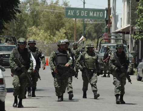 Detienen a 'El Toto', líder de Los Zetas