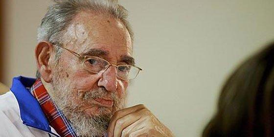 """Fidel Castro:""""La suerte de Mubarak está echada"""""""