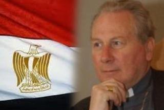 El Nuncio en Egipto aboga por una nueva fase de paz y mejora social