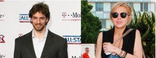 Lindsay Lohan, 'persona non grata' en un sarao de Pau Gasol
