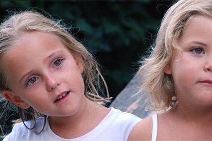 La policía de toda Europa busca desesperadamente a dos niñas gemelas suizas