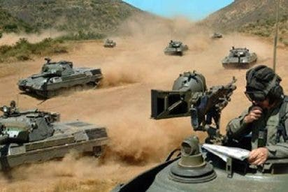 Interpelan a ministro de Defensa alemán por venta de tanques a Chile