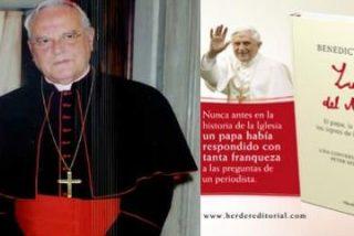 """""""Las respuestas de Benedicto XVI no son ni las del fundamentalismo, sino las de una armonía entre la fe y la razón"""""""