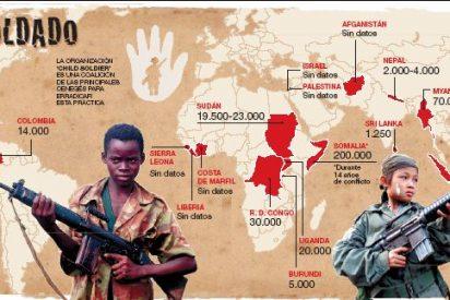 Niños soldado: el drama continúa