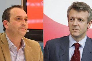 Pablo García tacha a Alfonso Rueda de 'neonazi'