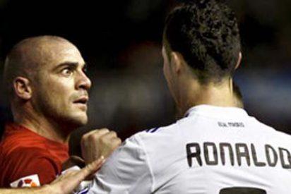 "Cristiano Ronaldo a Pandiani, jugador de Osasuna: ""¿Y tú, cuánto cobras?"""