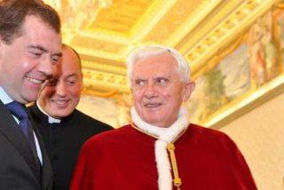 Rusia y la Santa Sede refuerzan sus relaciones