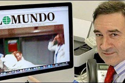"""Pedrojota defiende la foto que viola la intimidad de Aguirre: """"Muestra a una mujer sonriente al poco de ser intervenida"""""""