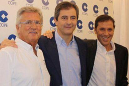 José Antonio Abellán pone contra las cuerdas a la COPE