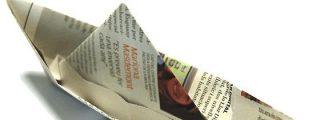 La venta de periódicos de papel se desplomó un 4,2% en 2010