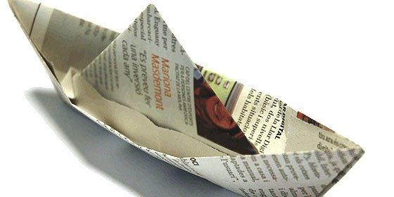 La venta de periódicos de papel se ha desplomado un 4,2%