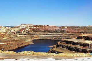 La minería andaluza supera los 1.300 millones y representa el 40% del total nacional