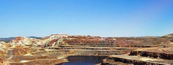 Andalucía propone un proyecto minero de 3.100 millones al Fondo Europeo que generará 7.000 puestos de trabajo