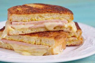 Sándwich Monte Cristo, receta original