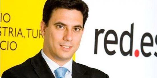 El Gobierno cesa fulminantemente al director de Red.es por 'permitir' que Periodista Digital se 'apropiara' de la identidad digital puntoes de la mitad de los ministros de Zapatero