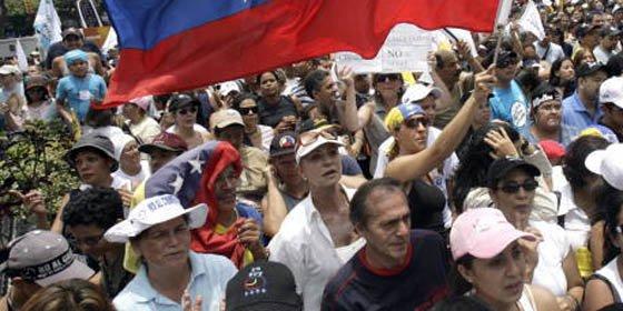 """Venezuela: la """"revolución"""" que no une a sus trabajadores"""