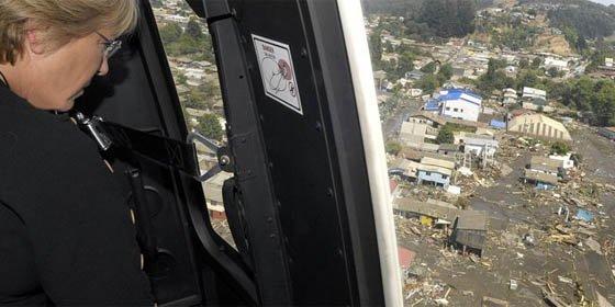 Chile: el rastro del Tsunami que el tiempo no borró