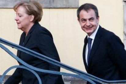La España que encuentra Merkel