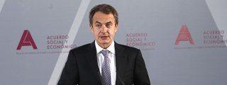 El 'via crucis' del presidente Zapatero