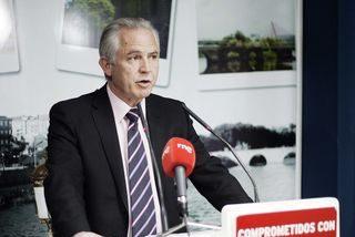 El senador Camacho asegura que con su actitud, el PP no va a conseguir otra cosa que seguir haciendo daño a Talavera