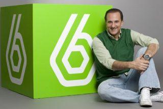 José Miguel Contreras (laSexta), optimista pese a perder 77 millones en 2009