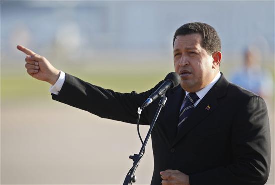 """Chávez advierte: """"con Venezuela ni se les ocurra, señor Obama"""""""