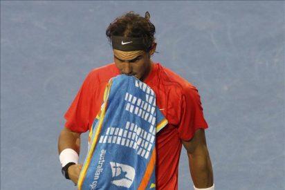 Nadal sufre para ganar al indio Devvarman en Indian Wells
