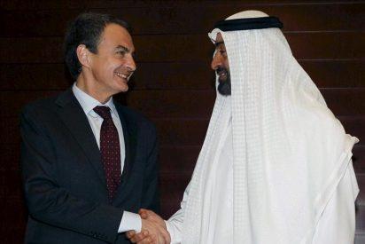 Zapatero busca en los Emiratos Árabes nuevas oportunidades empresariales
