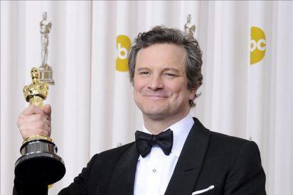 """El oscarizado Firth critica que se censurase en EEUU """"El discurso del rey"""""""