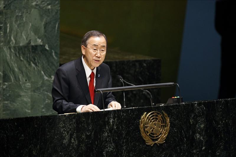 La ONU certifica el aislamiento internacional del régimen de Gadafi