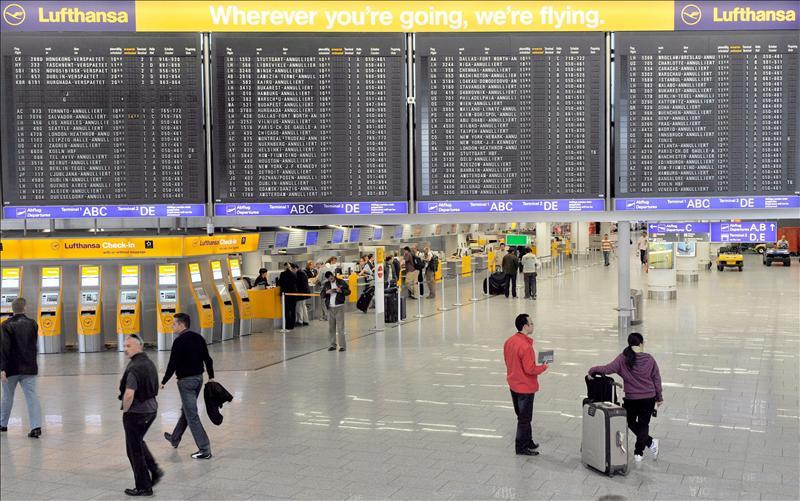 Dos muertos y dos heridos en un tiroteo en el aeropuerto de Fráncfort