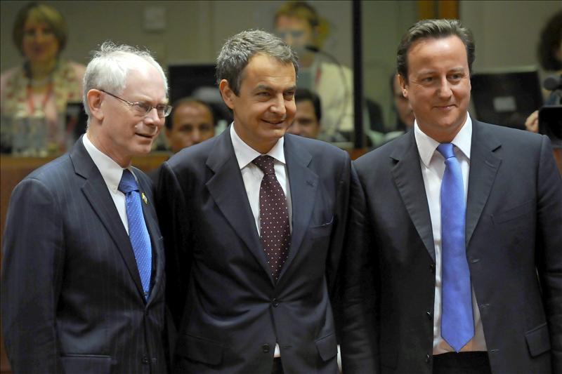 La cumbre de la UE discute las opciones en Libia mientras Francia se desmarca