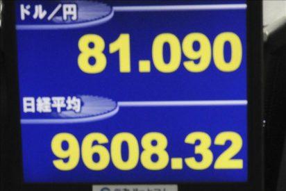 El Nikkei baja 14,46 puntos, el 0,15 por ciento, hasta 9.435,01 enteros