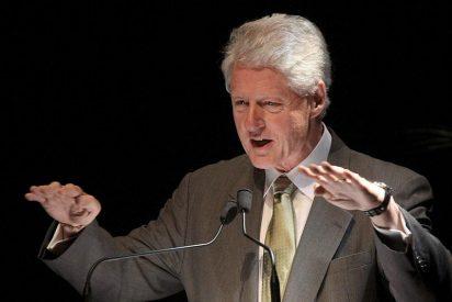 Clinton augura catástrofes naturales por la emisión de gases contaminantes