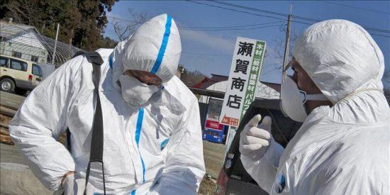 TEPCO drenará agua radiactiva para facilitar la labor de los operarios