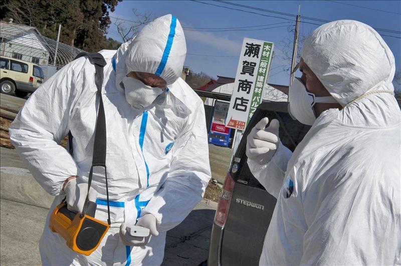 Radiactividad en mar próximo a la central de Fukushima aumenta a 1.850 veces