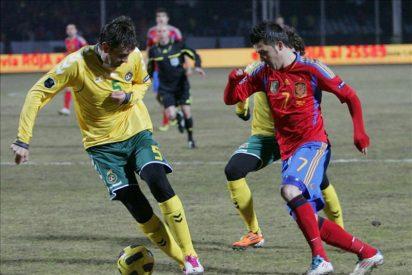 1-3. Mata irrumpe y España continúa su marcha triunfal camino de la Eurocopa