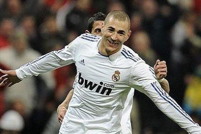 El Real Madrid se consuela con el Málaga