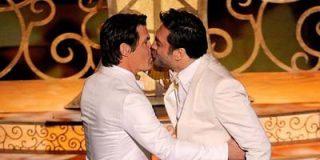 La ABC censuró el beso entre Javier Bardem y Josh Brolin durante los Óscar