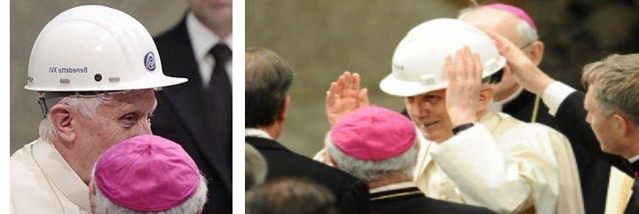 """El Papa pide que se detenga """"la cadena de muertes en el trabajo"""""""