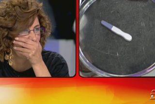 Bochornoso espectáculo en 'Sálvame': una invitada descubre en directo que está embarazada